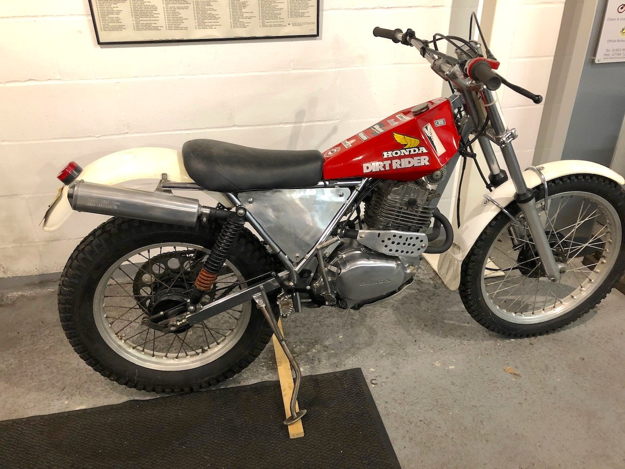 1980 Honda FRASER HT250 For Sale (picture 1 of 6)