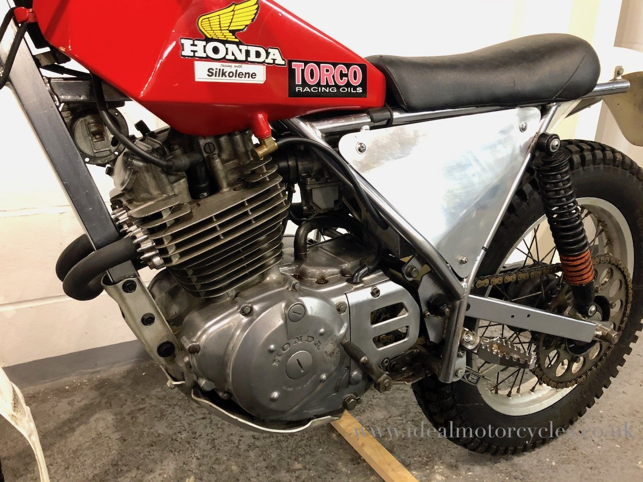 1980 Honda FRASER HT250 For Sale (picture 2 of 6)