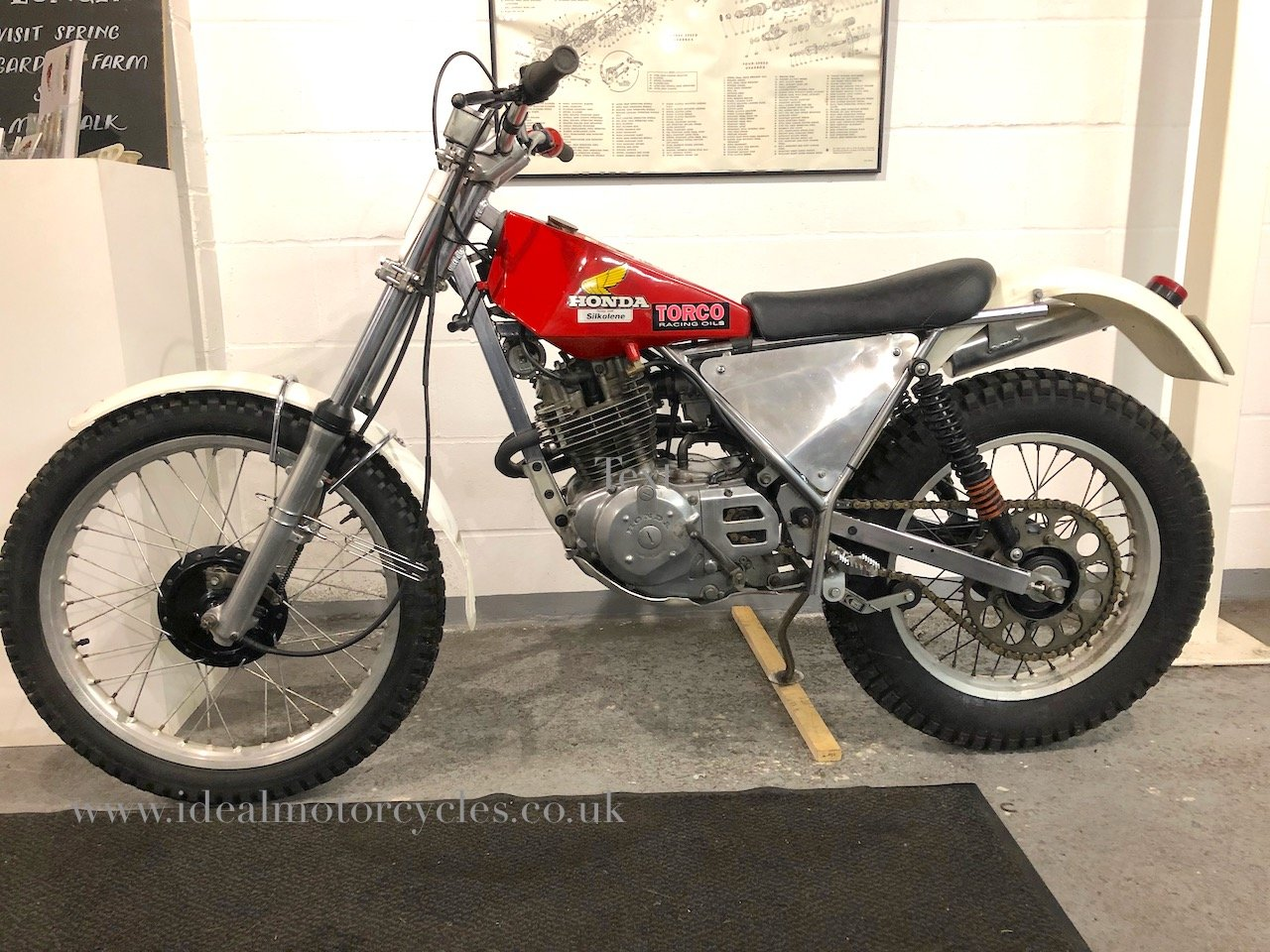 1980 Honda FRASER HT250 For Sale (picture 3 of 6)