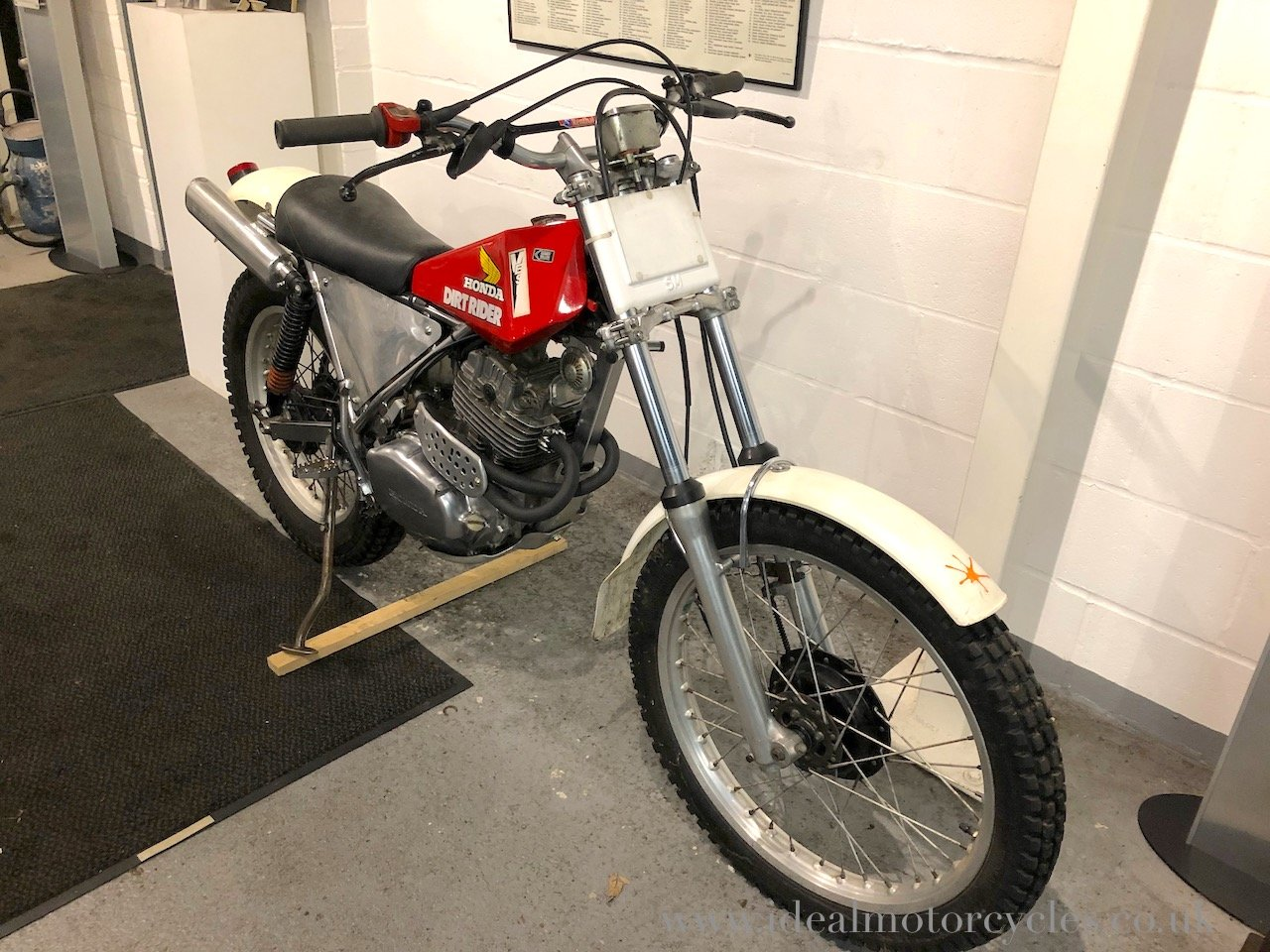 1980 Honda FRASER HT250 For Sale (picture 4 of 6)