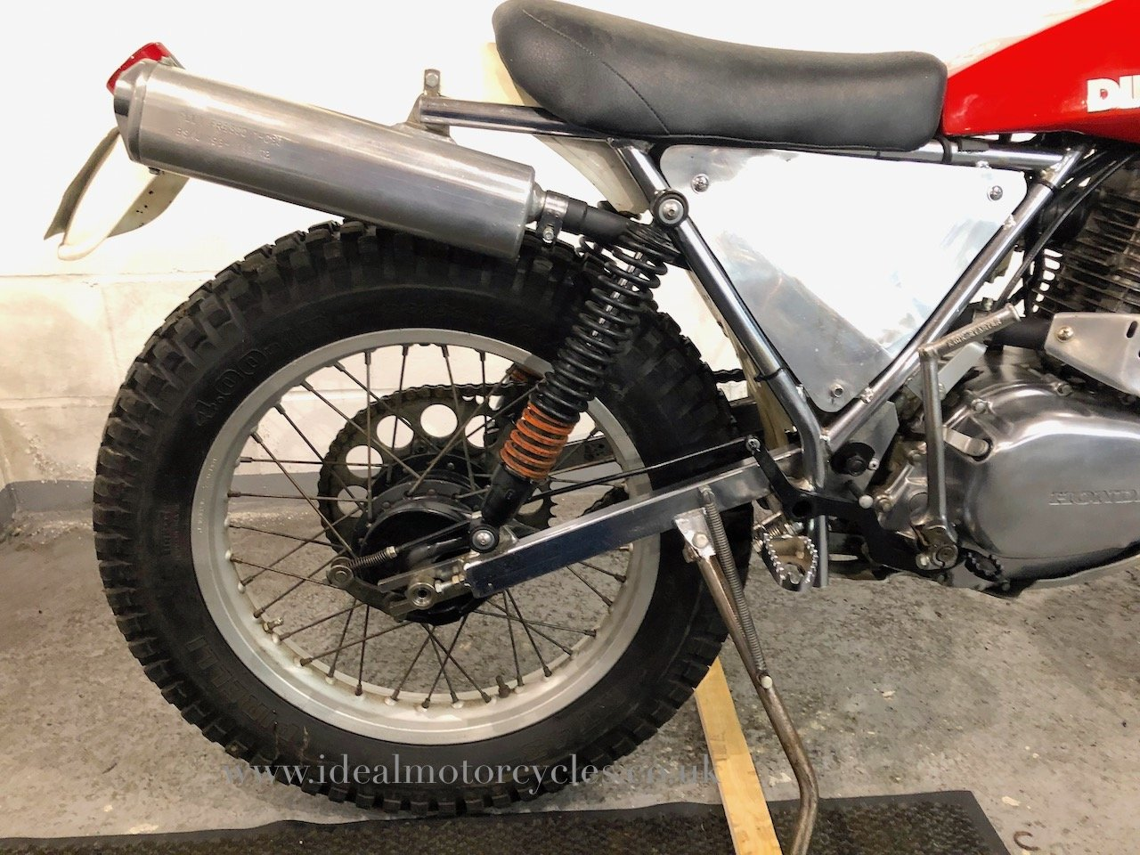 1980 Honda FRASER HT250 For Sale (picture 5 of 6)