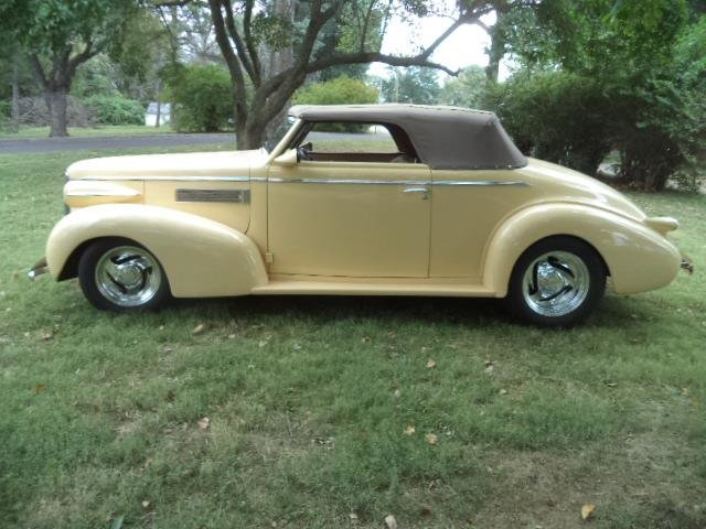 1939 LaSalle Right Hand Drive Convertible  For Sale (picture 2 of 6)