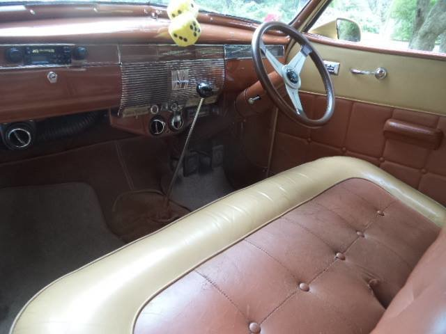 1939 LaSalle Right Hand Drive Convertible  For Sale (picture 3 of 6)