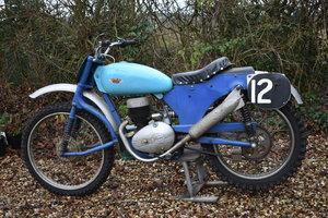 Lot 11 - A circa 1952 DMW 197cc scrambler - 02/2/2020 SOLD by Auction