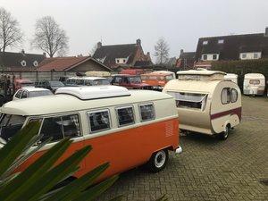 1964 Caravan, Mobile Home, Yvonne Mostard For Sale