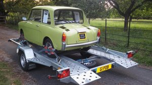 2017 BORO Car Trailer For Sale by Auction