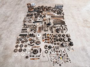 Delahaye Drivetrain Parts For Sale by Auction