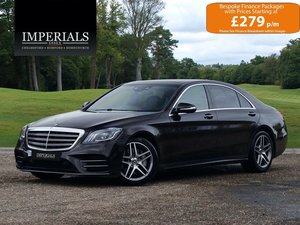 2018 Mercedes-Benz  S-CLASS  S 350 D L AMG LINE EXECUTIVE LONG BA For Sale