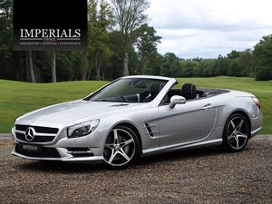 2012 Mercedes-Benz  SL  SL 350 CABRIOLET FACELIFT 7 SPEED AUTO  1 For Sale