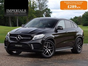 2017 Mercedes-Benz  GLE-CLASS  GLE 350 D 4MATIC AMG LINE PREMIUM  For Sale