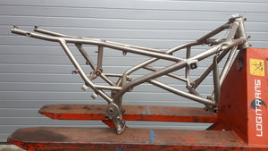 1980 Nico Bakker Frame for Suzuki GS1000 GSX1100 GSX-R750 Engine