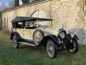 1922 Rolland-Pilain Type R Torpédo For Sale by Auction