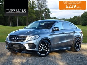 2016 Mercedes-Benz  GLE-CLASS  GLE 350 D 4MATIC AMG LINE PREMIUM  For Sale
