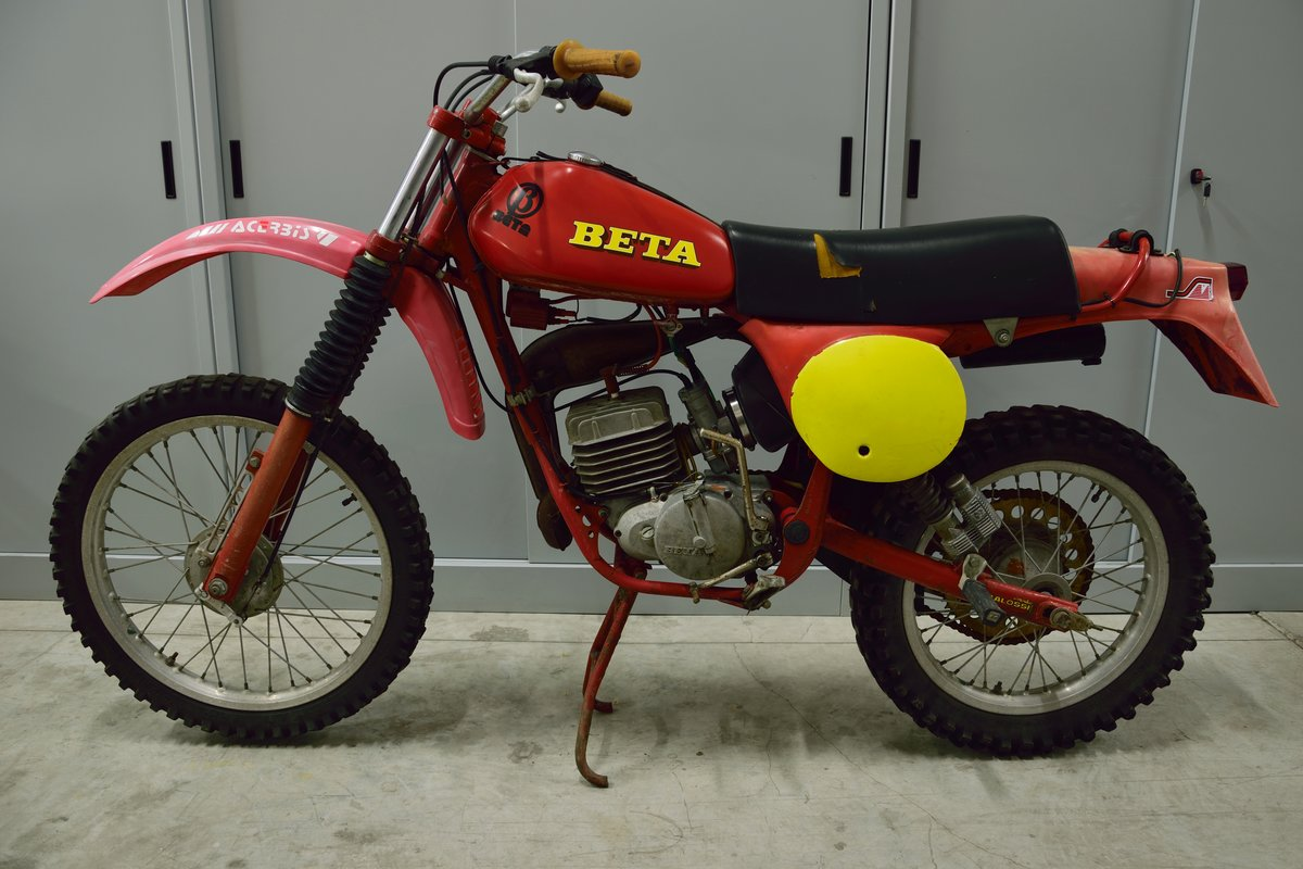 1980 Betamotor RC 125 For Sale (picture 1 of 6)