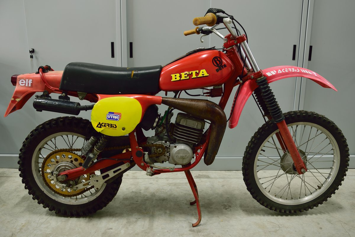 1980 Betamotor RC 125 For Sale (picture 2 of 6)