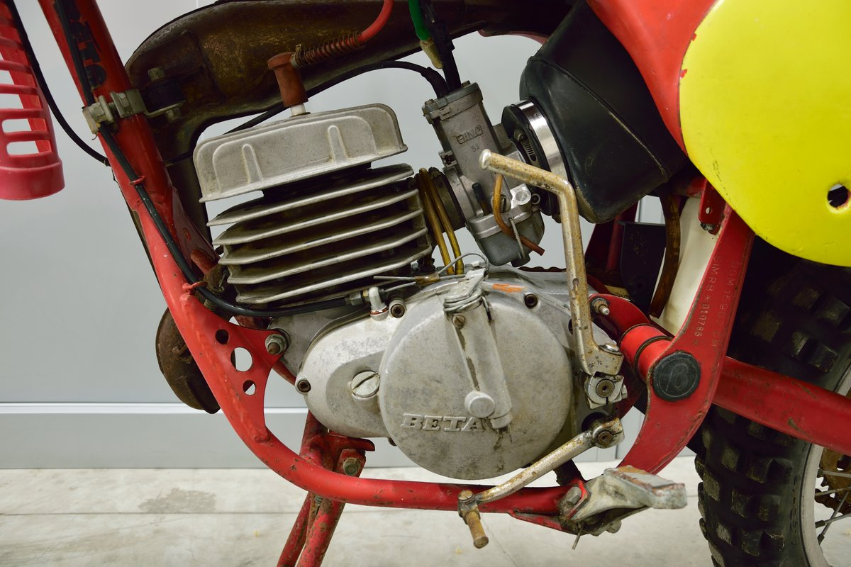 1980 Betamotor RC 125 For Sale (picture 4 of 6)