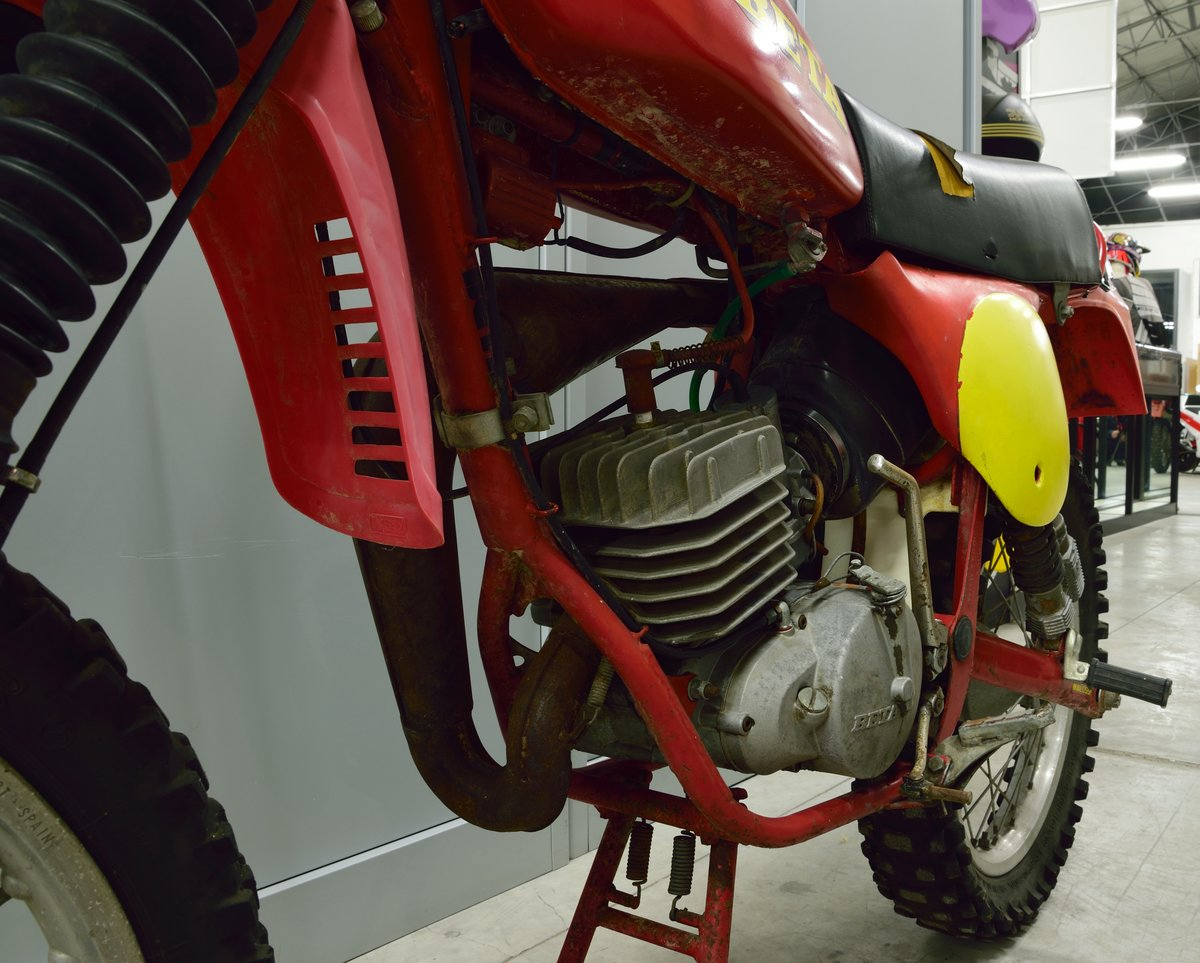 1980 Betamotor RC 125 For Sale (picture 6 of 6)