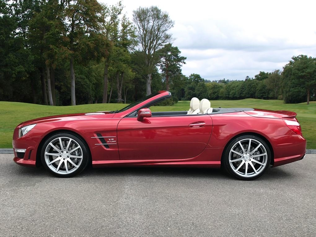 2014 Mercedes-Benz  SL 63 AMG  5.5 V8 CABRIOLET 7 SPEED AUTO  43, For Sale (picture 2 of 24)