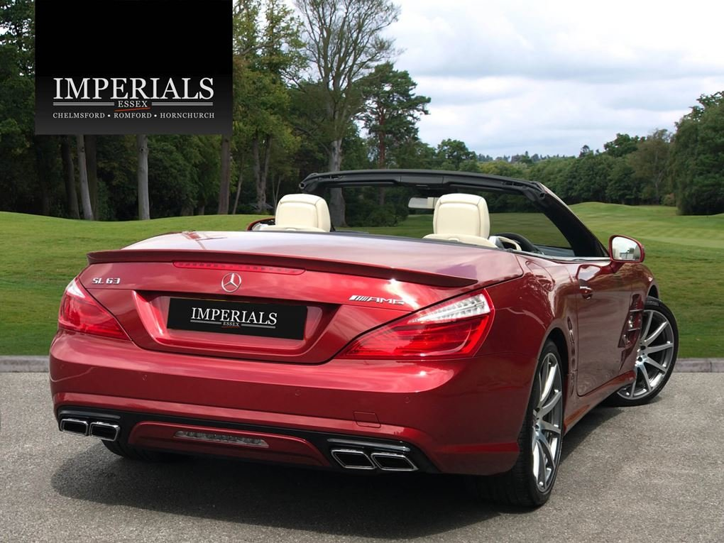 2014 Mercedes-Benz  SL 63 AMG  5.5 V8 CABRIOLET 7 SPEED AUTO  43, For Sale (picture 4 of 24)