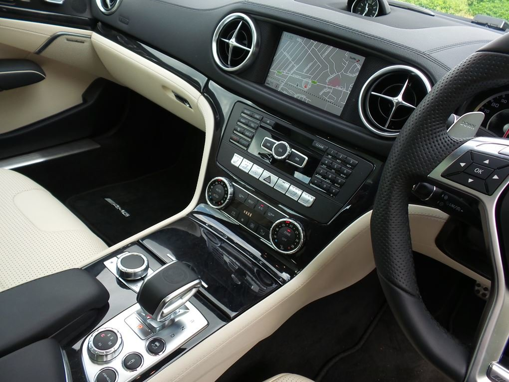 2014 Mercedes-Benz  SL 63 AMG  5.5 V8 CABRIOLET 7 SPEED AUTO  43, For Sale (picture 6 of 24)