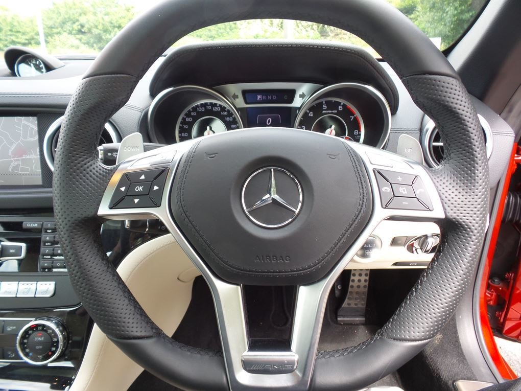 2014 Mercedes-Benz  SL 63 AMG  5.5 V8 CABRIOLET 7 SPEED AUTO  43, For Sale (picture 7 of 24)