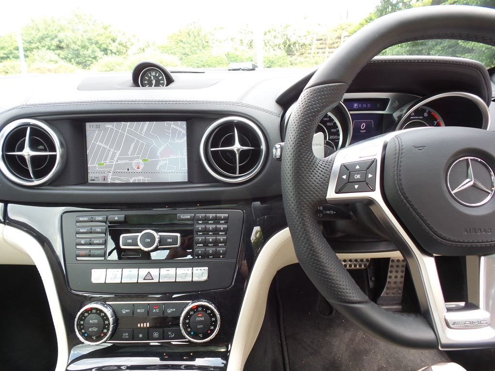 2014 Mercedes-Benz  SL 63 AMG  5.5 V8 CABRIOLET 7 SPEED AUTO  43, For Sale (picture 8 of 24)