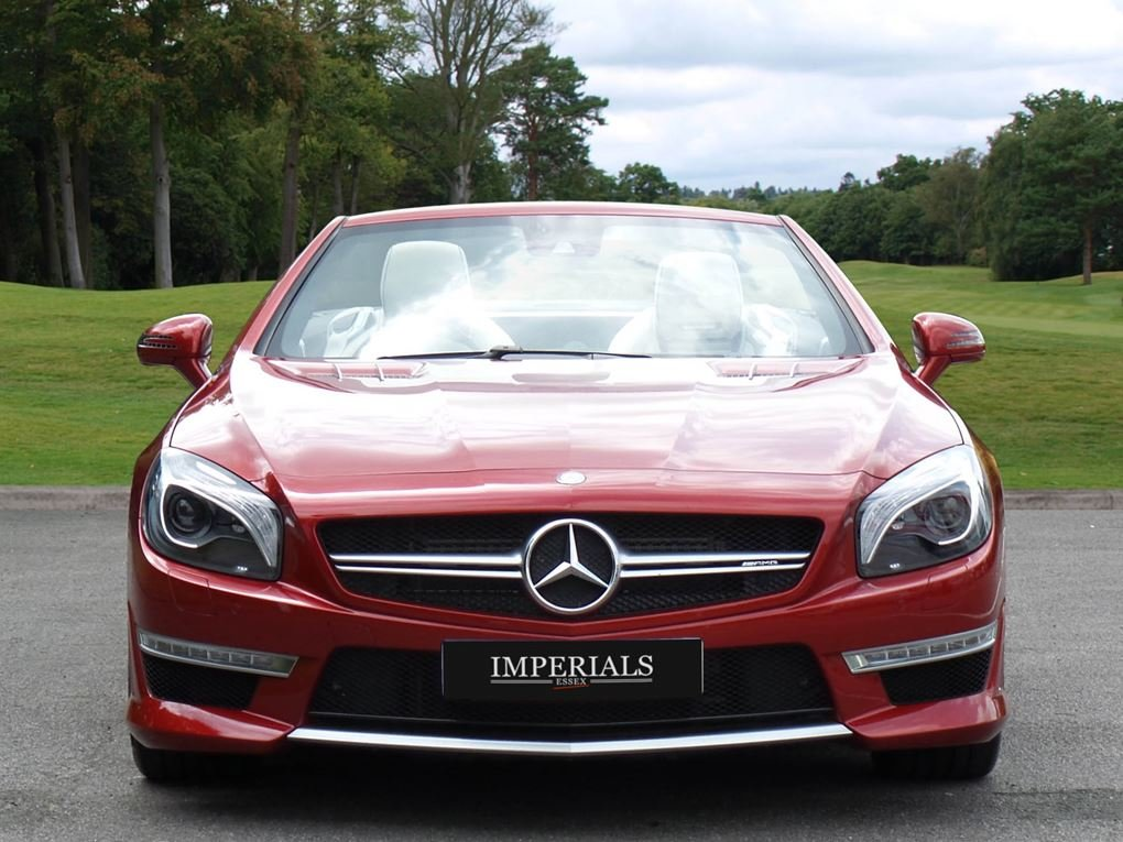 2014 Mercedes-Benz  SL 63 AMG  5.5 V8 CABRIOLET 7 SPEED AUTO  43, For Sale (picture 10 of 24)