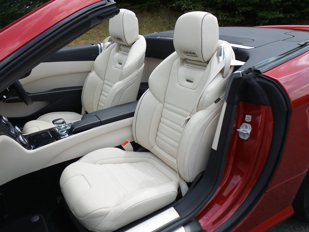 2014 Mercedes-Benz  SL 63 AMG  5.5 V8 CABRIOLET 7 SPEED AUTO  43, For Sale (picture 12 of 24)