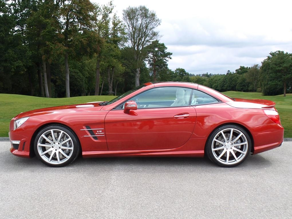 2014 Mercedes-Benz  SL 63 AMG  5.5 V8 CABRIOLET 7 SPEED AUTO  43, For Sale (picture 24 of 24)
