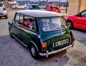 1970 Super Rare and luxury Authi Mini MK2 1000e