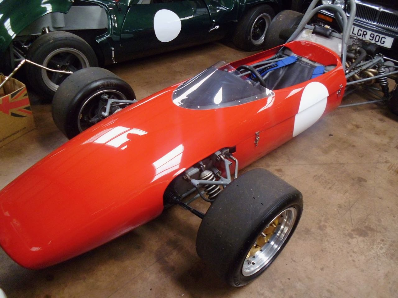 1965 Lotus/Brabham? F2 Car For Sale (picture 1 of 6)