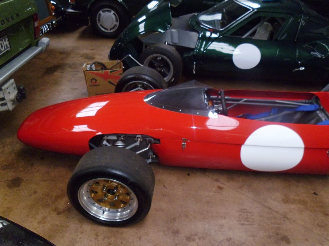 1965 Lotus/Brabham? F2 Car For Sale (picture 2 of 6)