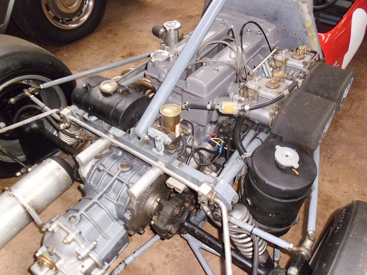 1965 Lotus/Brabham? F2 Car For Sale (picture 4 of 6)