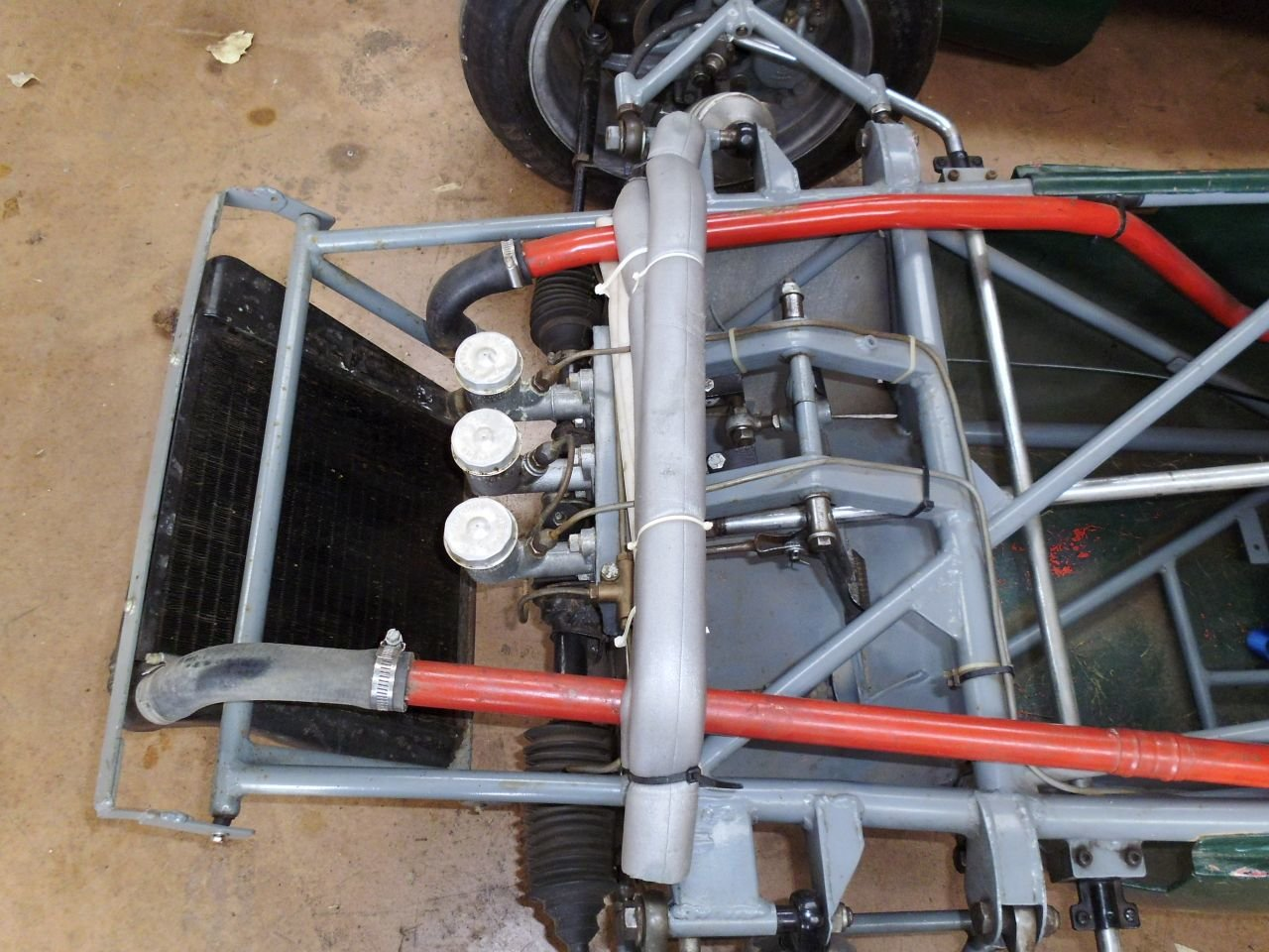 1965 Lotus/Brabham? F2 Car For Sale (picture 5 of 6)