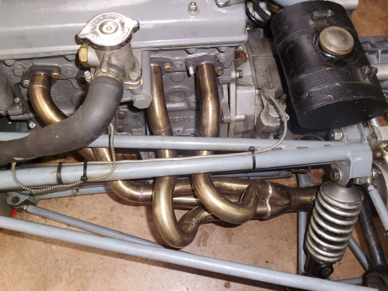 1965 Lotus/Brabham? F2 Car For Sale (picture 6 of 6)