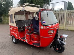 0000 Sumno Tuk Tuk SOLD by Auction
