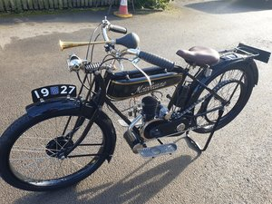1927 Motobecane MB2 SOLD by Auction