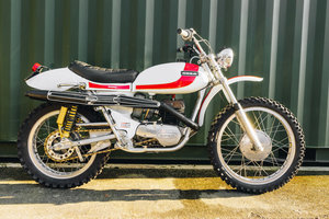 Picture of 1972 250E OSSA Enduro SOLD!! SOLD