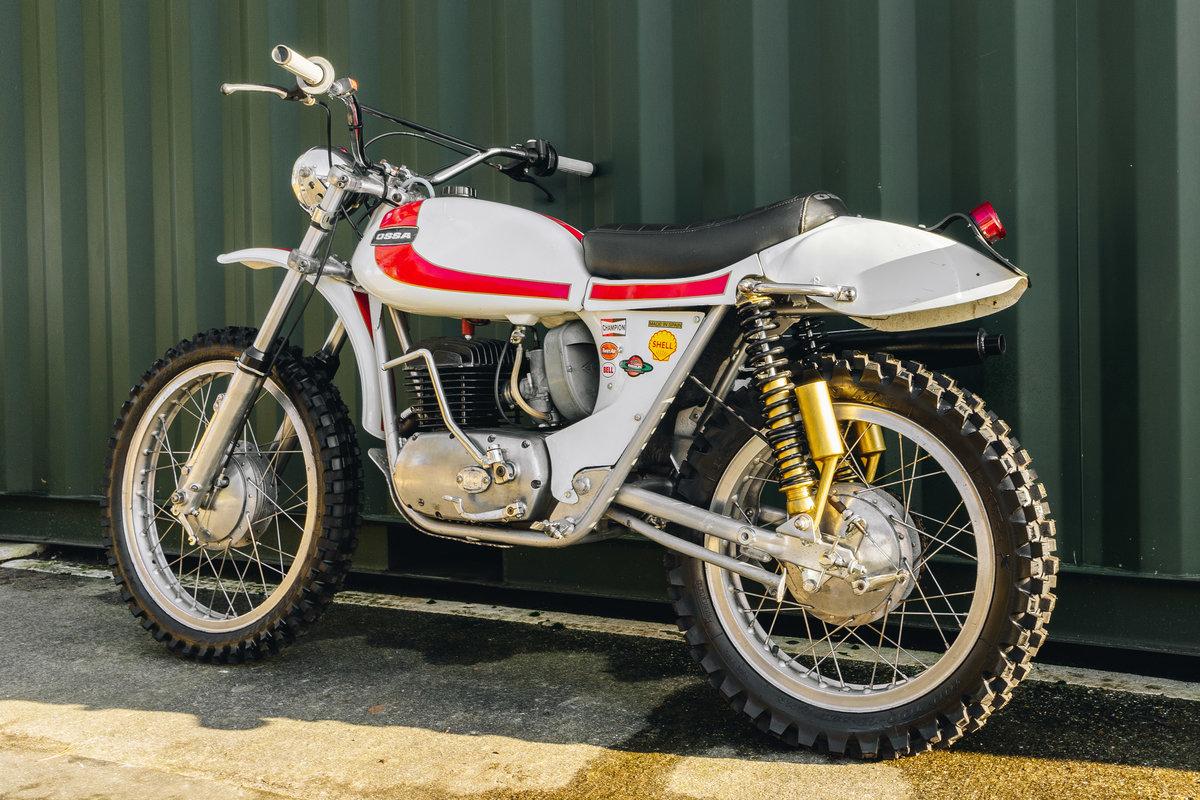 1972 250E OSSA Enduro SOLD!! For Sale (picture 2 of 10)