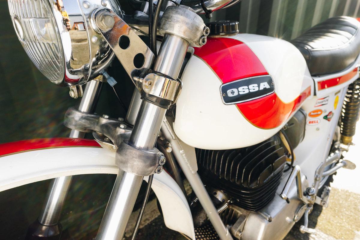 1972 250E OSSA Enduro SOLD!! For Sale (picture 3 of 10)