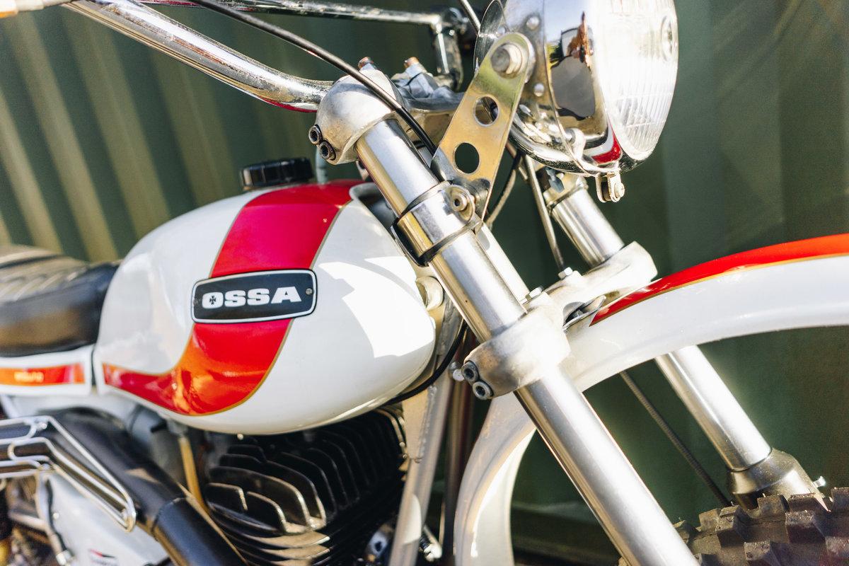 1972 250E OSSA Enduro SOLD!! For Sale (picture 5 of 10)