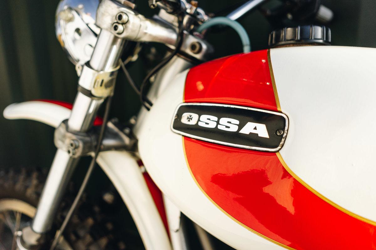 1972 250E OSSA Enduro SOLD!! For Sale (picture 6 of 10)