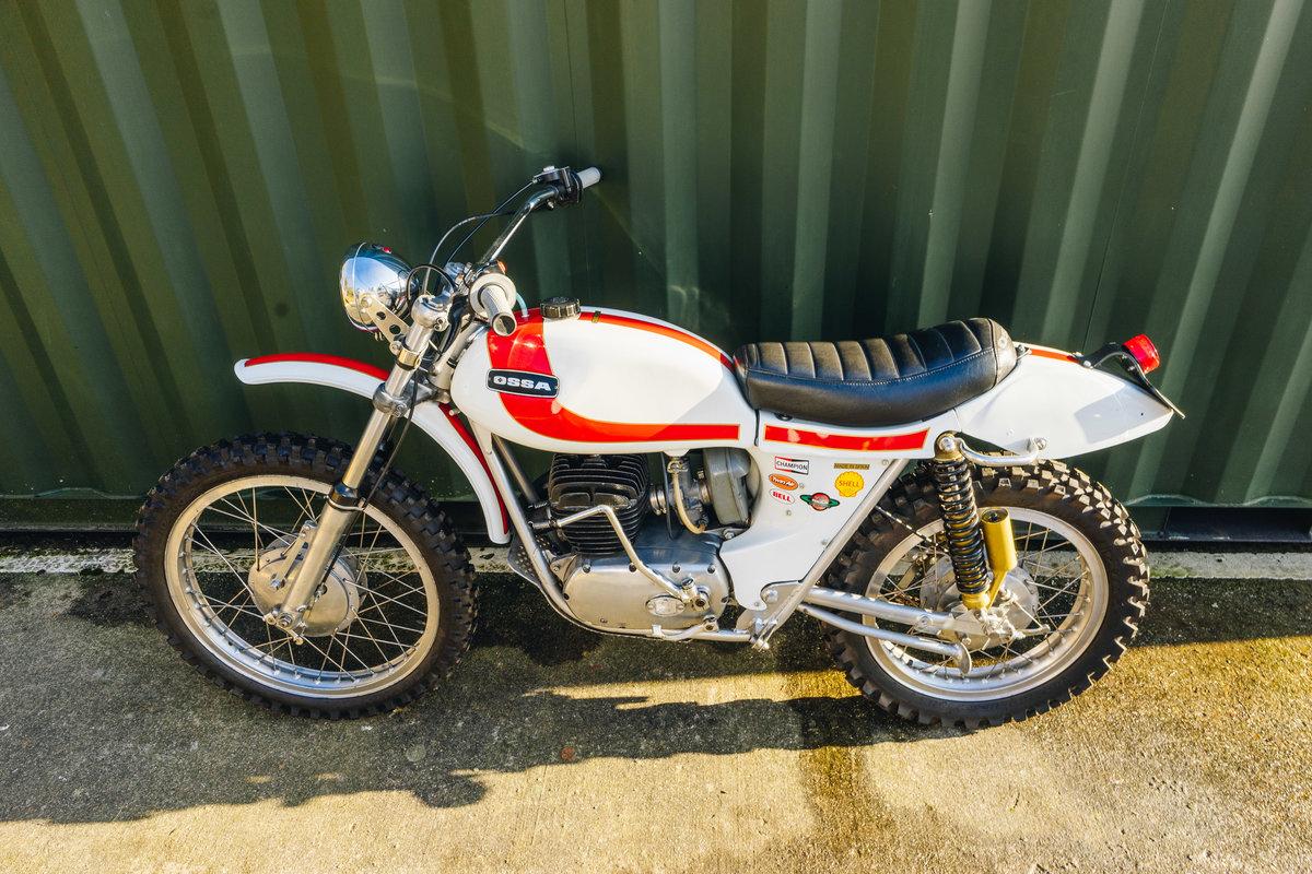 1972 250E OSSA Enduro SOLD!! For Sale (picture 9 of 10)