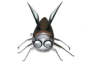 Headlight Hornet Sculpture For Sale by Auction
