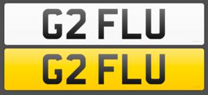 1990 G2 FLU - Cherished Registration Number On Retention For Sale