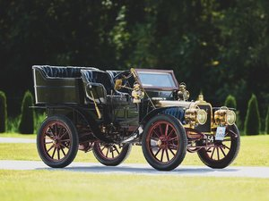 1903 Clment 1216 HP Rear-Entrance Tonneau  For Sale by Auction