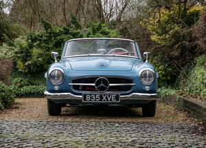 1960 Mercedes-Benz 190 SL Roadster For Sale by Auction