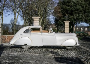 1947 Rolls-Royce Silver Wraith (Gulbenkian) For Sale by Auction
