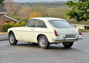 1967 MGB GT For Sale by Auction