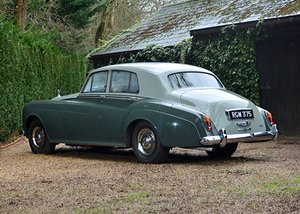1964 Rolls-Royce Silver Cloud III For Sale by Auction